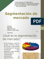 Segmentación - Presentación en PowerPoint