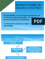 Teoria Del Socioconstructivismo-Vigotsky