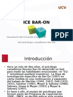 5 ICE BAR-ON.ppt