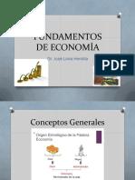 Tema 1 Conceptos Economía