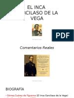 El Inca Garcilaso
