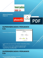 Supermercados Peruanos SA