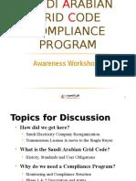 SAGC Compliance Awareness-Grid Users