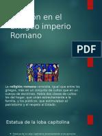 Religión El El Antiguo Imperio Romano