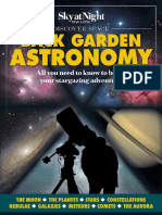 Back Garden Astronomy