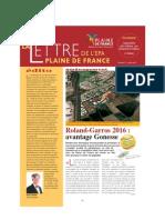 Lettre n12 EPA Plaine de France
