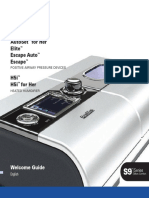 Resmed Auto Set User General Manual