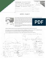 M+ôDULO 4 - F+ìSICA FOR+çA E ENERGIA - PROVA AULA 4 - TIPO 3 - S+ëRGIO ARANHA