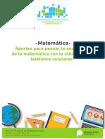 Mátematica - celulares