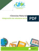 Área de Ciencias Naturales - Celulares