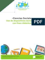 Ciencias Sociales - celulares