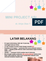 Mini Project Asi