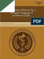中国西北蒙古语族语言—同仁保安语语法.pdf