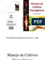 Manejo de cultivos transgênico