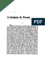 A Imagem de Proust - Magia e Tecnica Walter Benjamin