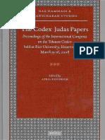 [NHMS 071] DeConick - The Codex Judas Papers 2009.pdf