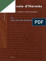 [NHMS 077] Van den Kerchove - La voie d'Hermes 2012.pdf