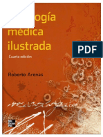 Microbiologia medica ilustrada de Arenas