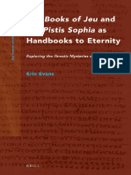[NHMS 089] Erin Evans - The Book of Jeu and the Pistis Sophia as Handbooks to Eternity.pdf