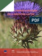 Materias Primas Auxiliares en La Industria Lactea