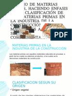 Expo Materias Primas