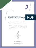 EletronicaDigital 03 Atividade Gabarito