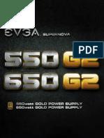 EVGA 650 G2