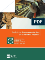 Evaluacion Ergonomica Industria Papelera
