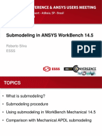 Ansys-Submodeling