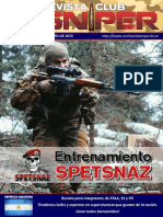 Revista Club Sniper N°24 Spetnaz