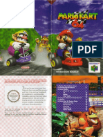 Mario Kart 64 1997 Nintendo AU