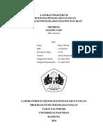 LAPORAN TPP Dendeng Rizky Wirani