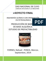 Fornes Ponce Produccion de Barniz de Base Alquidica