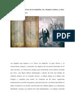 El Libro de Enoc Historia de Los Nephilim, Los «Ángeles Caídos» y Cómo Dios «Limpió» La Tierra