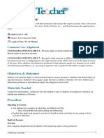lesson plan for portfolio