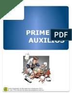 MANUAL PRimeros Auxilios