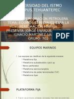Equipos Especiales Para La Perforación Marina