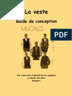 La Veste Guide de Concepcion Mc-calls