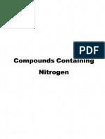Compound Containing Nitrogen
