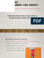 Heat Pump calculation