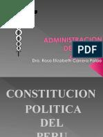 Administracion de Justicia y Derecho Medico2