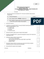 8. Senarai Semak Prosedur Kerja BJ 2012