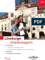 Lüneburger Urlaubsmagazin 2010