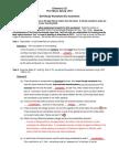Self-Study Worksheet III Isomerism ANSWERS