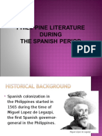 Spanish Era - Phil Lit