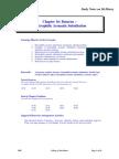 16 Study Notes Benzene Mcurry