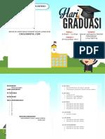 Buku Program Hari Graduasi