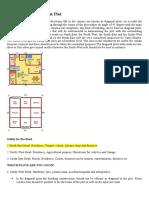 Vastu Tips for Diagonal Plot