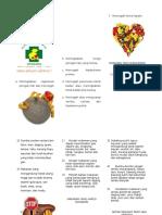 Leaflet Gizi:Diet