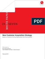 New Customer Acquisition Strategy